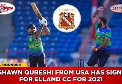 Zishawn opens the way for American cricketers