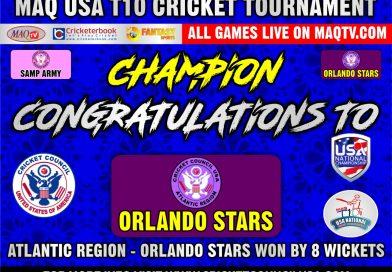 Sharma the star as Atlantic wins