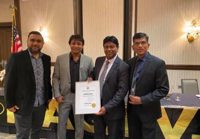 Qureshi gets Lifetime Achievement award