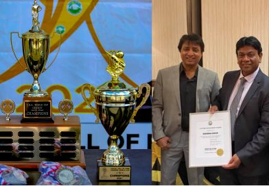 Cricket Hall of Fame Celebrated its 40th Anniversary with a Legend's World Cup T20 Tournament and Induction Ceremony